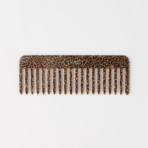 Detangling Comb - Leopard