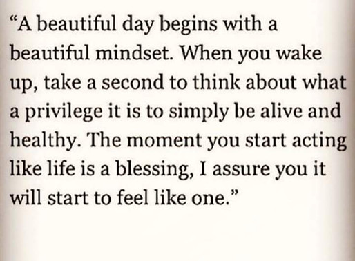 A DAYS BEAUTY STARTS WITH YOU!