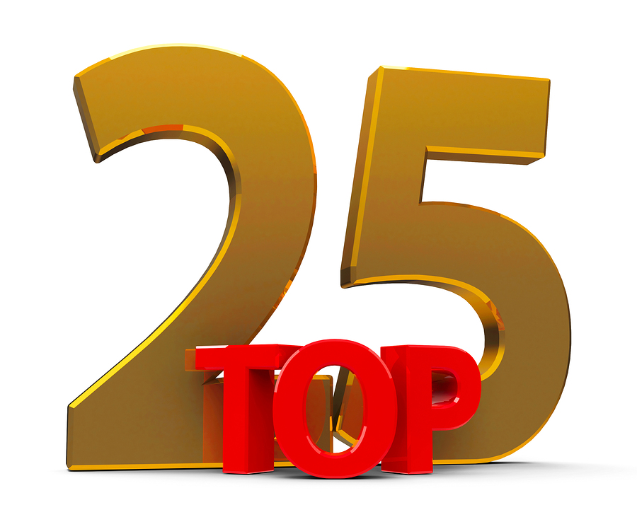 POWER MUZIC RADIO'S TOP 25