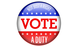 VOTING IS YOUR RIGHT