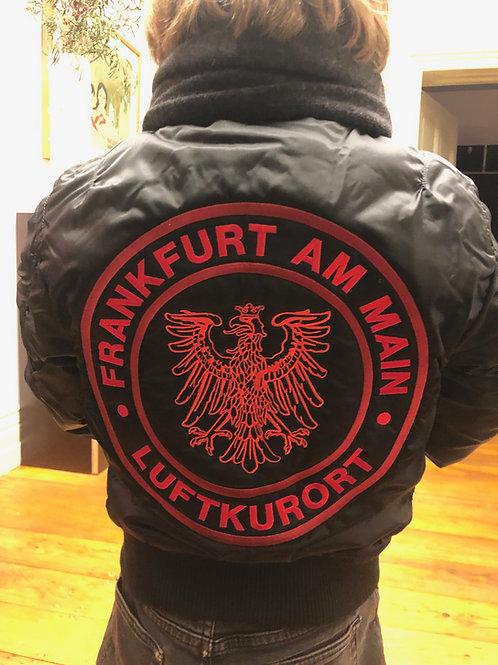Luftkurort Frankfurt Bomberjacke Kids