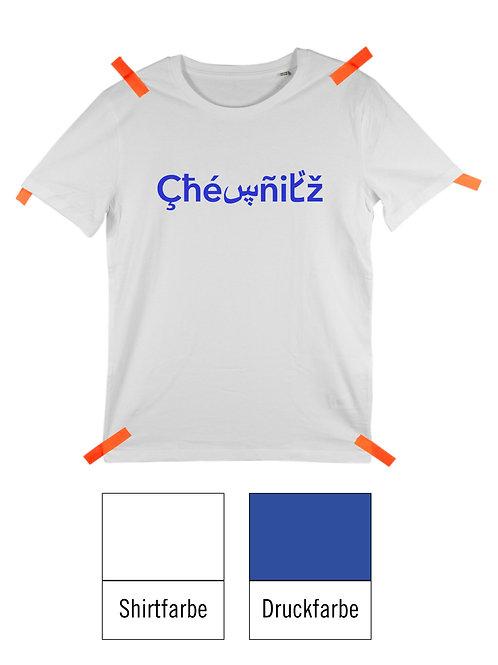Chemnitz Shirt - Weiß / Blau