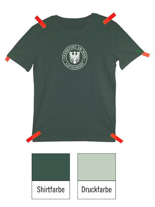 Frankfurt Luftkurort Shirt - Grün / Hellgrün