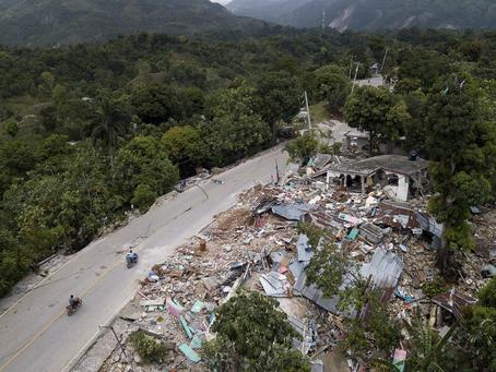 Haití, ¿Donar por donar?