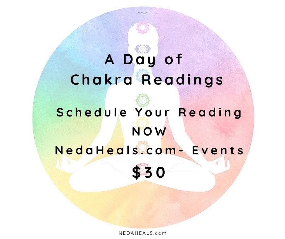 Chakra Day Reading