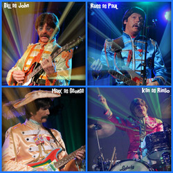 Sgt Pepper Collage