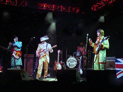 Beatlemania Magic - Sgt Pepper Live