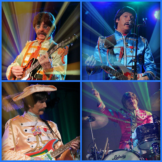 Beatlemania, Sgt Pepper, John Lennon,Paul McCartney, George Harrison,Ringo