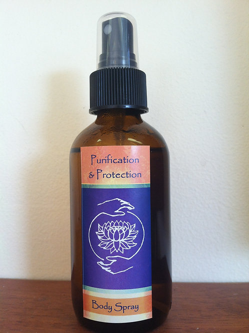 Purification and Protection Spray