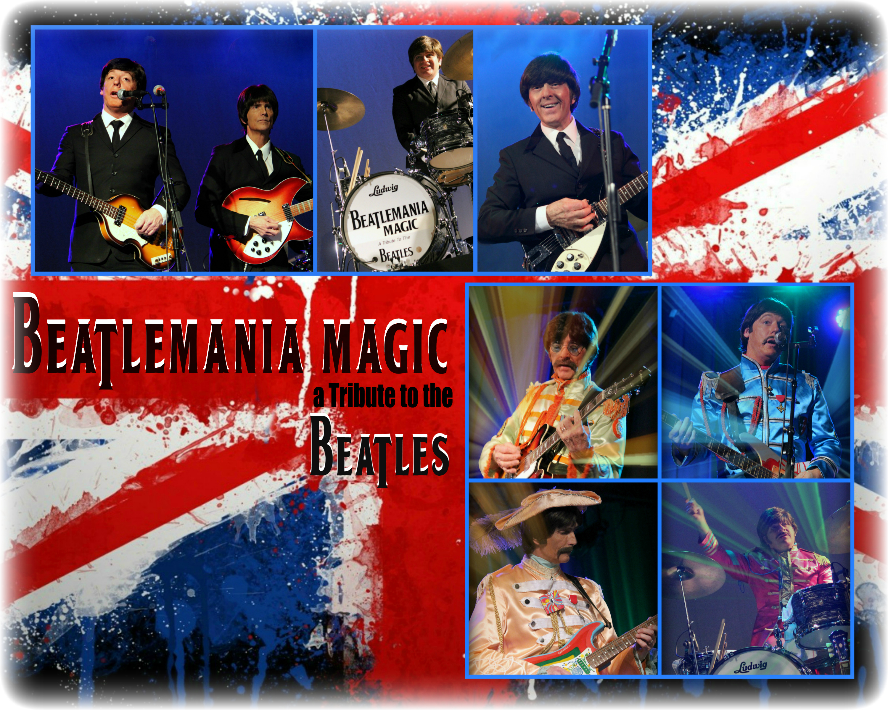 Beatlemania Magic Promo
