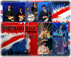 Beatlemania Magic Promo