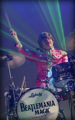 """Ken as """"Ringo"""""""