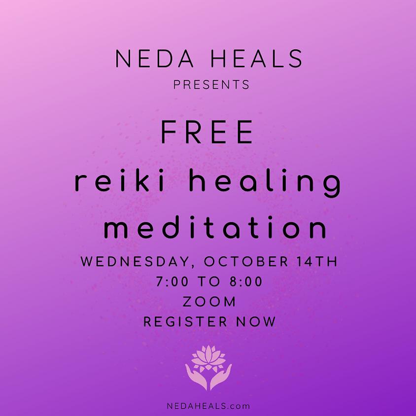 FREE Reiki Healing Mediation