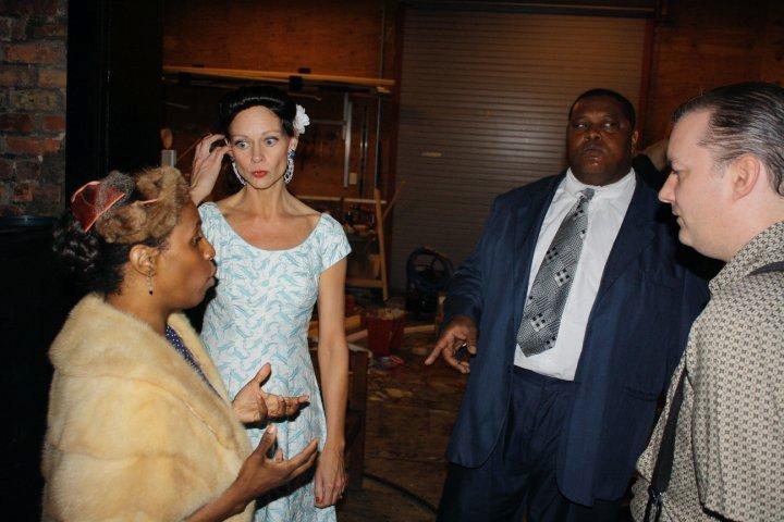 Member of Wedding Backstage