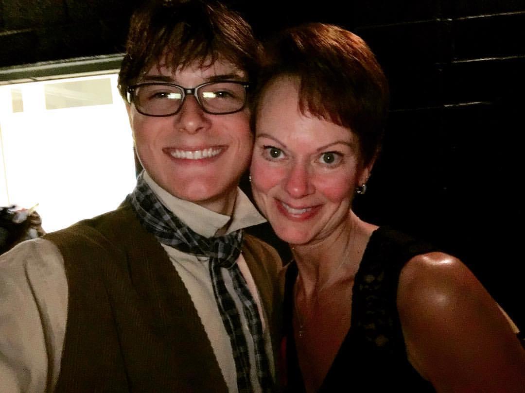 Liz and Garrett