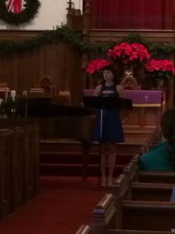 Liz in Concert