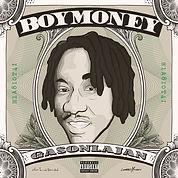 boy money - gason lajan cover art by luckitah art