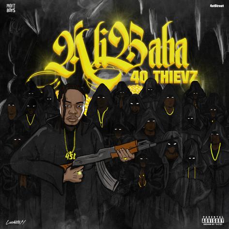 ALI BABA - 40 THIEVZ
