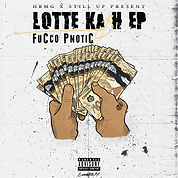 lotte kash ep -fucco pnotic cover art by luckitah