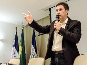FABRICIO HÉRICK MACHADO, SECRETÁRIO DO MEIO AMBIENTE DO ES TOMA CIÊNCIA DO ELO SOCIAL