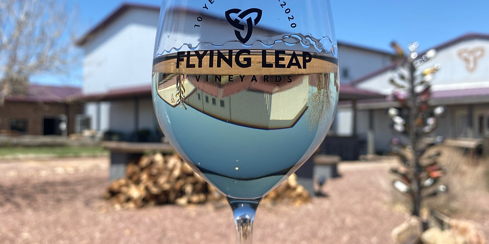 Ciao Down @ Flying Leap Vineyards