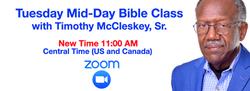 2Tuesday Bible Class