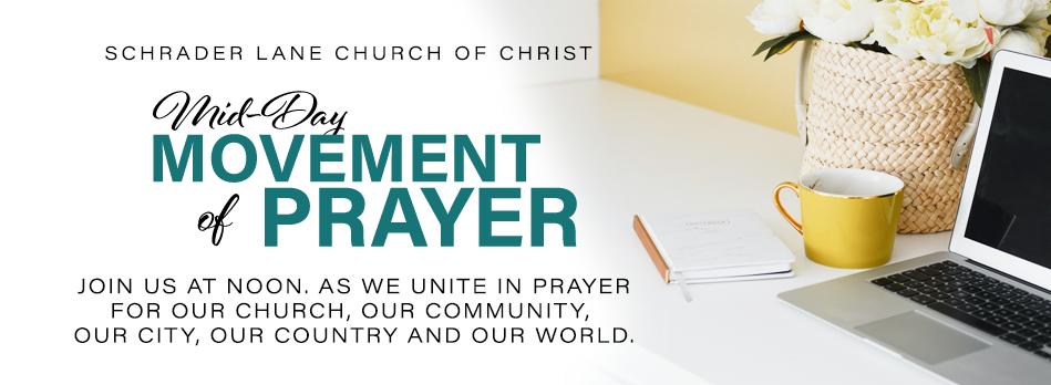 42Moment of Prayer