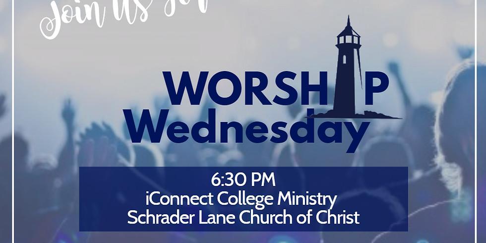 Worship Wednesday September
