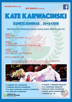 Kate Karwacinski Seminar