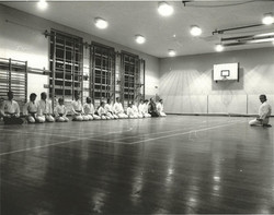 Brecon Dojo 1986