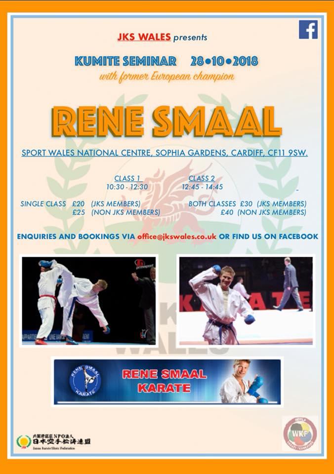 Rene Smaal Seminar