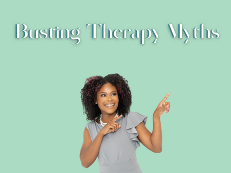 Busting Therapy Myths