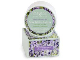 Spa Blends French Lavender Body Butter