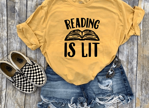 Reading is Lit