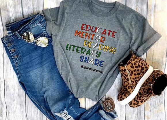 Literacy Coach Words