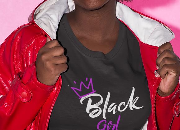 Black Girl Magic Purple
