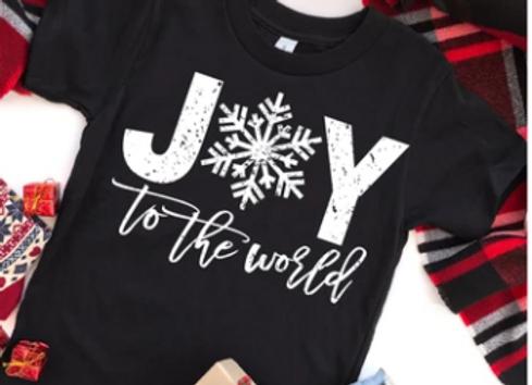 Joy to the World Youth Tee