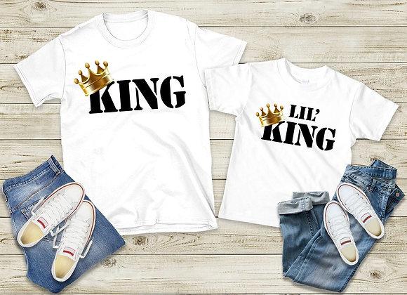 King & Lil King