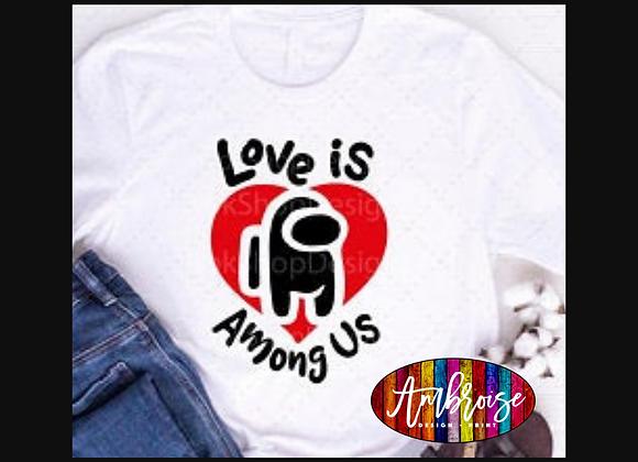 Love is Among Us