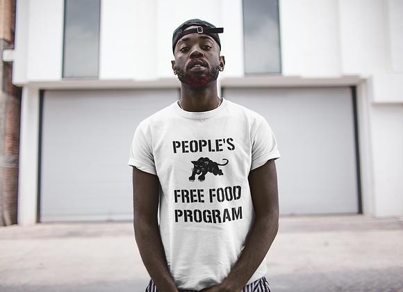 People's Free Food Program Tee
