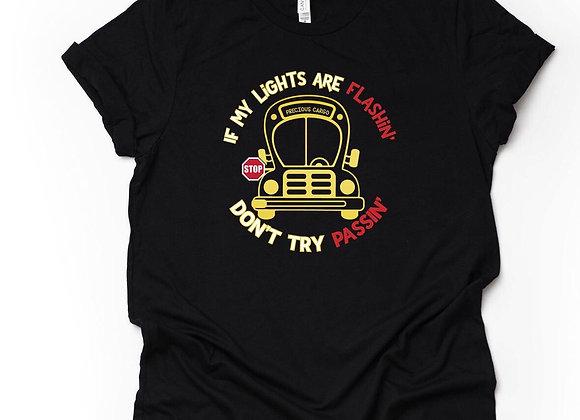 Flashing Light  Bus Driver