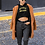 Thumbnail: Retired Hot Girl Cropped Hoodie