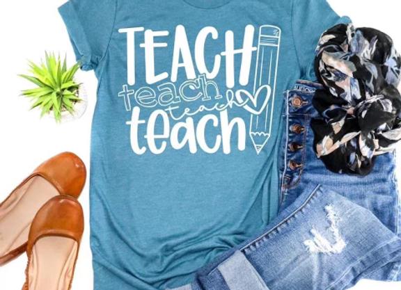 Teach Teach Teach