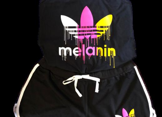 Melanin Short Set
