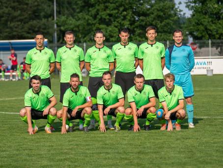Fotogalerie TJ Unie Hlubina - Fotbal Fulnek 21. 8. 2021