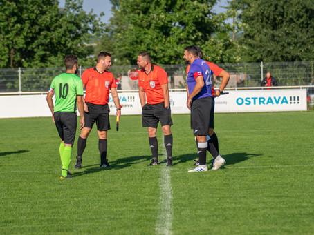 FOTOGALERIE: TJ Unie Hlubina - SK Beskyd Čeladná 4:2 (3:0)