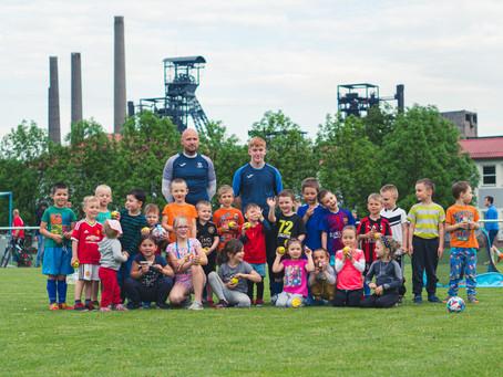 Otevřeli jsme fotbalovou školičku Hlubiňák