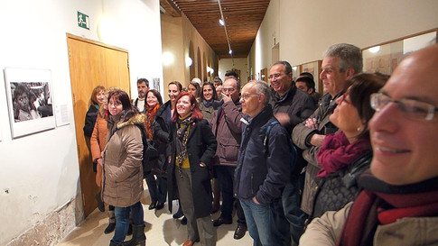 Exposición de Varios Autores por Amnistia Internacional