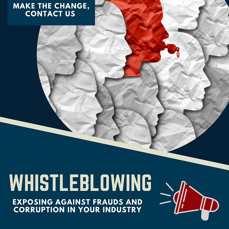 Whistleblowing - Everything you need to know as an employee