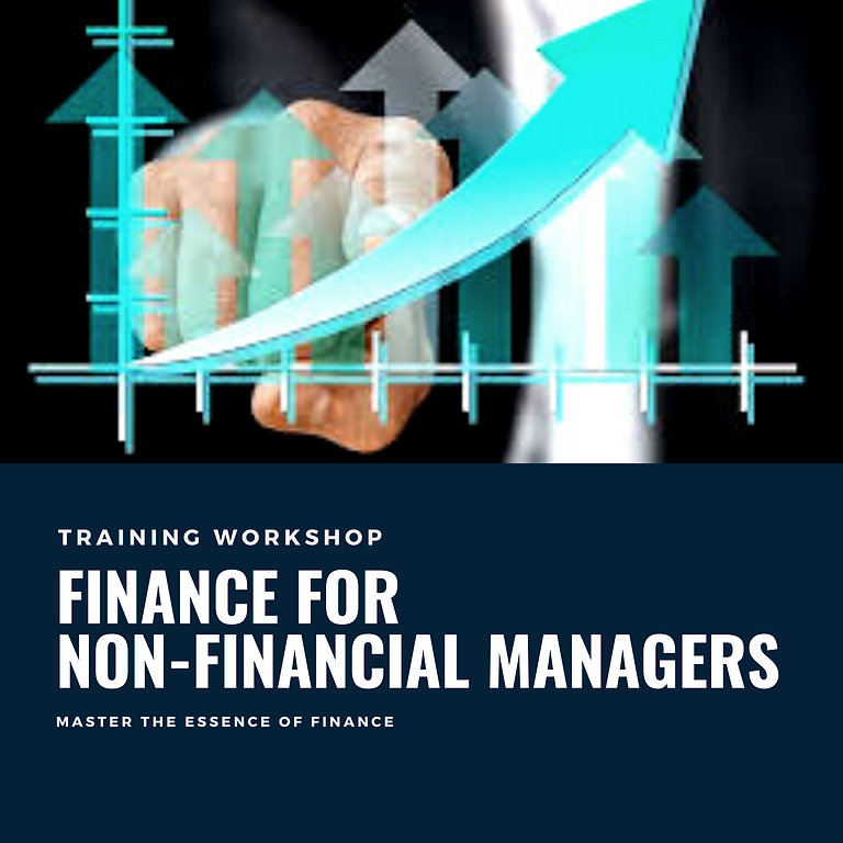 Finance For Non - Financial Managers